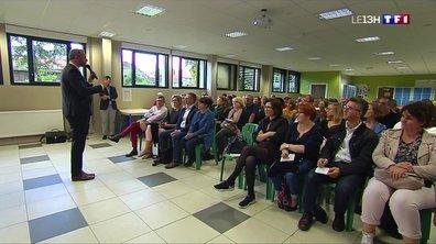 Rentrée : première réunion d'information pour les parents d'élèves de terminale