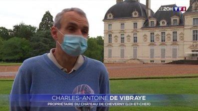Réouverture au public : inégalité entre les châteaux de la Loire