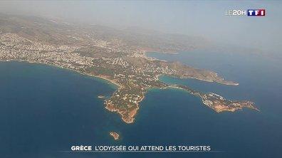 Réouverture des frontières : l'odyssée qui attend les touristes en Grèce
