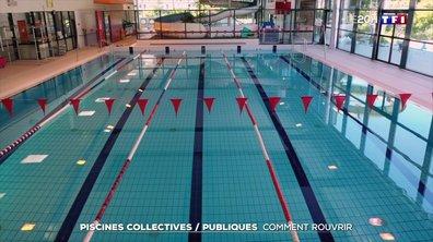Réouverture des piscines : comment cela va-t-il se passer ?