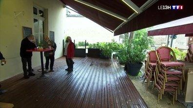 Réouverture des terrasses : un soulagement pour les bistrots de village