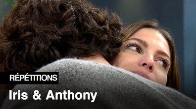 """Répétitions - """"Arrête, tu vas me faire pleurer"""" Iris Mittenaere et Anthony Colette"""