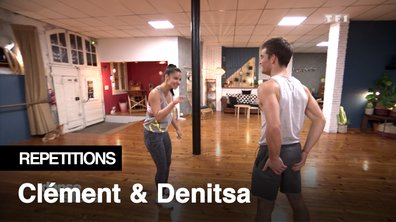 Répétitions – « Mes fesses ne bougent pas » C'est compliqué pour Clément Rémiens
