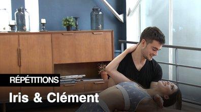 Répétitions - Iris Mittenaere et Clément Rémiens, c'est pas gagné !