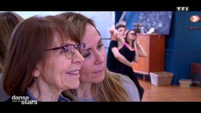 Répétitions : Lenni-Kim danse pour sa maman