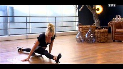 Répétitions : malgré sa blessure, Pamela Anderson garde le moral