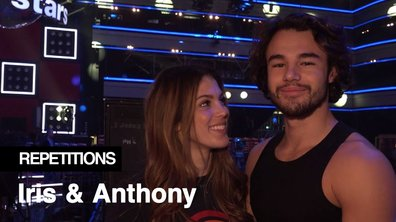 """Répétitions - """"Quoi qu'il arrive on est super content"""" Iris Mittenaere et Anthony Colette"""