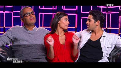 Répétitions : Tatiana Silva et Christophe Licata : c'est parti pour une double danse !
