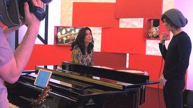 The Voice 4 - Avant-première : La répétition de Côme pour les Lives