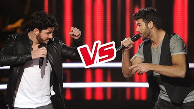 Réphaël VS Marc Hatem unissent leur voix sur « Sex on Fire »  (Kings of Leon). (Saison 05)