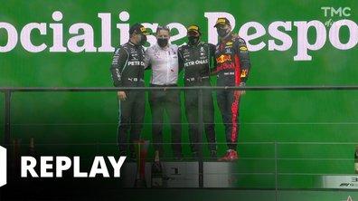 Formule 1 - L'après Grand Prix et le podium