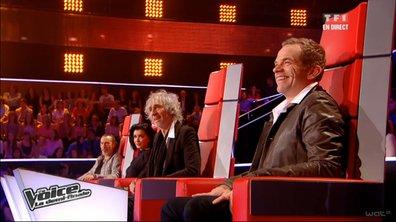 The Voice-Replay: la finale c'est pour Nuno Resende, Olympe, Loïs et Yoann Fréget!