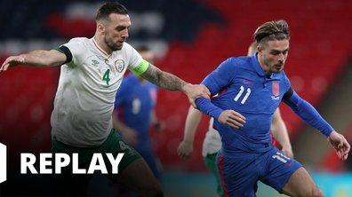Angleterre / Irlande : revoir le match en intégralité