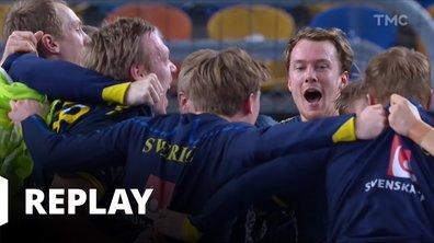 Handball Championnat du monde masculin - L'après-match France / Suède