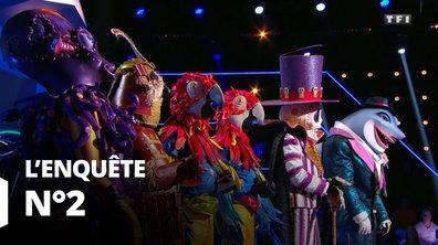 Mask singer du 24 octobre 2020 - L'enquête continue