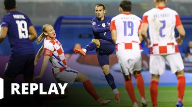 Croatie - France (Ligue des Nations)