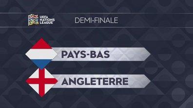Pays-Bas - Angleterre : demi-finale de la Ligue des Nations