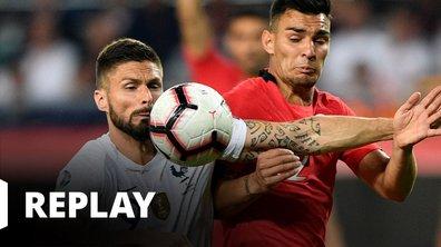 Qualif Euro 2020 - Turquie / France : revoir le match en intégralité
