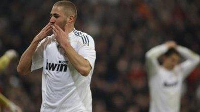 Benzema veut remercier Mourinho en marquant avec le Real Madrid
