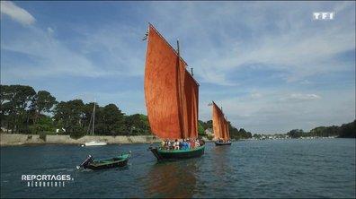 Reportages découverte du 2 août 2020 - Les amoureuses des îles du Golfe du Morbihan