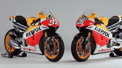 MotoGP 2013 : présentation de la nouvelle Honda RC213V