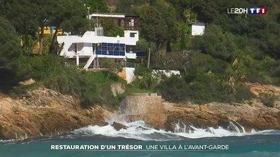 Restauration d'un trésor de la Côte d'Azur : l'étonnante villa à l'avant-garde d'Eileen Gray