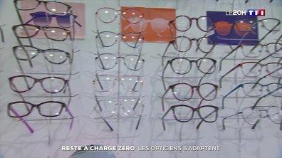Reste à charge zéro : les opticiens s'adaptent