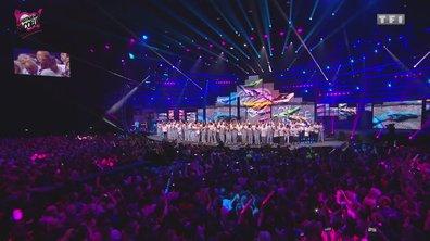 """Découvrez le teaser du spectacle: """"2019 le monde des Enfoirés"""" diffusé le 8 mars à 21h sur TF1"""
