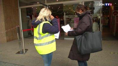 Restrictions sanitaires en Allemagne : pas de test, pas de shopping !