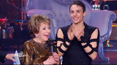 Marthe Mercadier et Grégoire, les notes du jury - Danse avec les stars