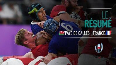 Pays de Galles - France : Voir le résumé du match en vidéo