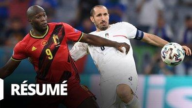 Belgique - Italie : Voir le résumé du match en vidéo