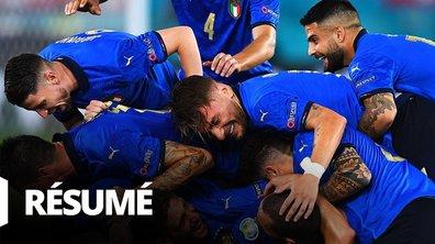 Italie - Suisse (3 - 0) : Voir le résumé du match en vidéo