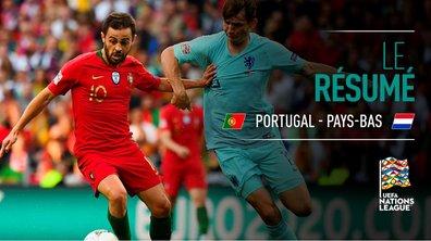 Portugal - Pays-Bas : Voir le résumé du match en vidéo
