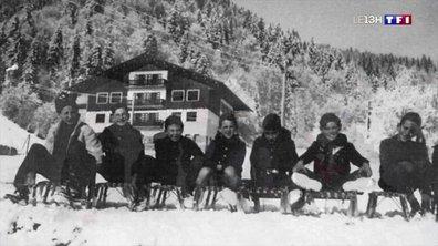 Retour dans le passé de stations de sports d'hiver (3/4) :  la première classe de neige, c'était il y a 70 ans