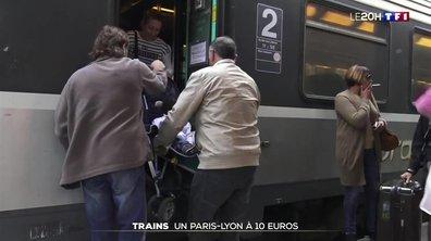 Retour des trains Corail : l'arme de la SNCF pour faire baisser les prix