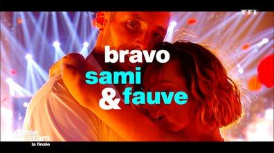 DALS FINALE - Les meilleurs moments de Sami El Gueddari et Fauve Hautot