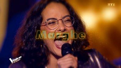 THE VOICE 2021 – Retour sur le parcours de Marghe, la gagnante de la saison (Finale)