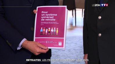 Retraites : les Français donneront leur avis