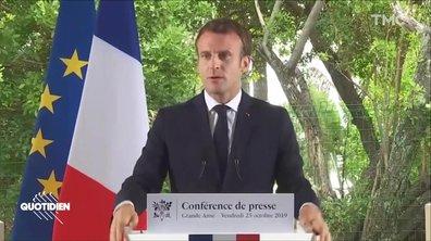 La Réunion : quel bilan pour Emmanuel Macron ?