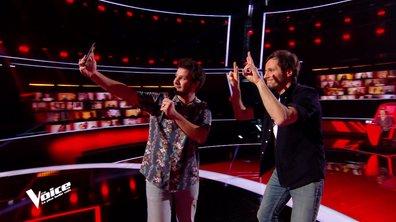 The Voice 2021 – Bryan réalise son rêve le plus fou...