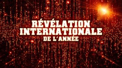 Révélation Internationale de l'année - Pré-nominations - NRJ Music Awards 2013