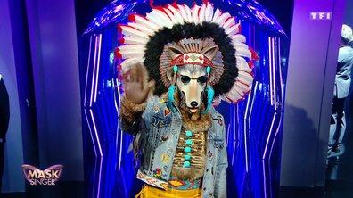 RÉVÉLATION - Qui est Loup de Mask Singer ?