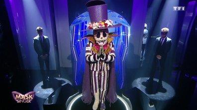 Révélation - Qui se cache derrière le masque de Squelette dans Mask Singer ?