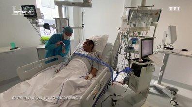 Revenir à la vie, un combat difficile pour les patients guéris du coronavirus