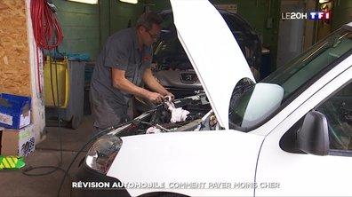 Révision automobile : comment payer moins cher ?