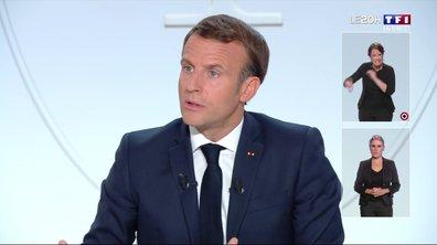 Revivez l'interview intégrale d'Emmanuel Macron