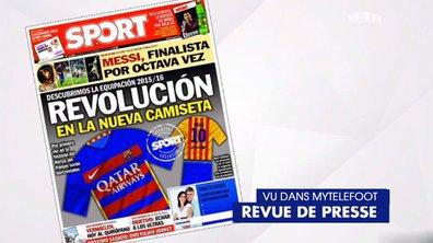 MyTELEFOOT - La Revue de Presse du 7 décembre 2014