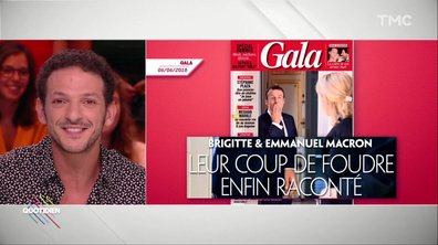 La revue de presse de Vincent Dedienne : ça intéresse qui l'histoire d'amour des Macron en fait ?