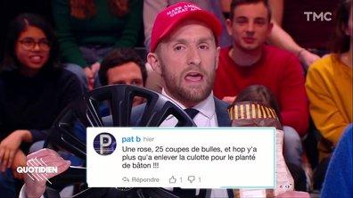 La revue de presse des haters : Booba vs Kaaris, The Voice et la Saint-Valentin (Pablo Mira)